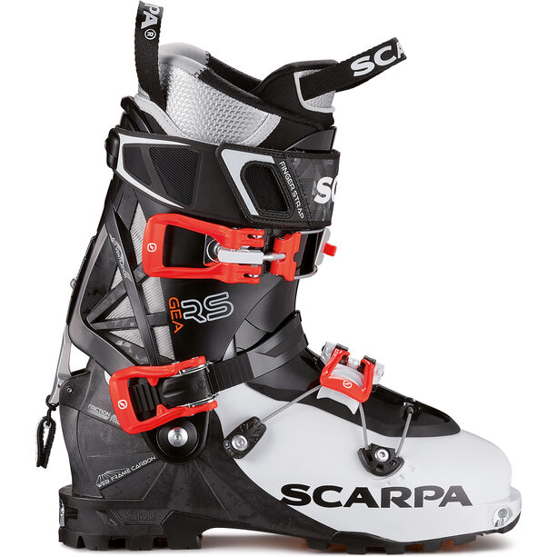 Scarpa Gea RS2 Boots Dam white/black/flame