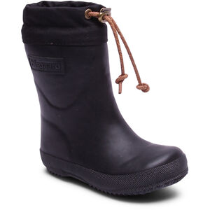 bisgaard Thermo Rubber Boots Barn Black Black