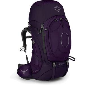 Osprey Xena 70 Backpack Dam crown purple crown purple