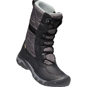 Keen Hoodoo III Tall Shoes Dam black/magnet black/magnet