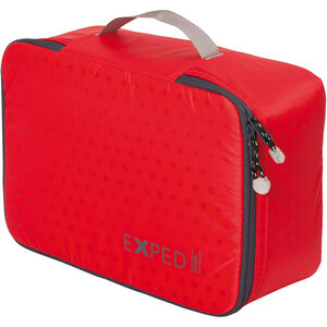 Exped Padded Zip Pouch L red red