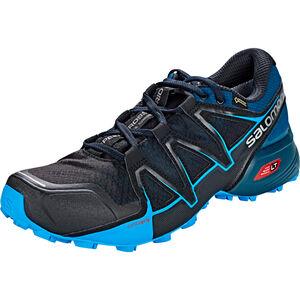 Salomon Speedcross Vario 2 GTX Shoes Herr black/reflecting pond/hawaiian surf black/reflecting pond/hawaiian surf