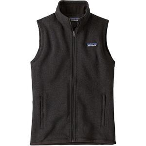 Patagonia Better Sweater Vest Dam Black Black