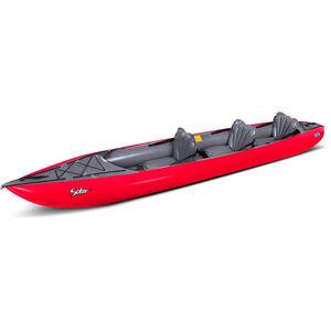 GUMOTEX Solar 3 Sedacky Kayak red/grey red/grey