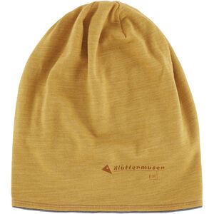 Klättermusen Eir Beanie dark honey-grey melange dark honey-grey melange