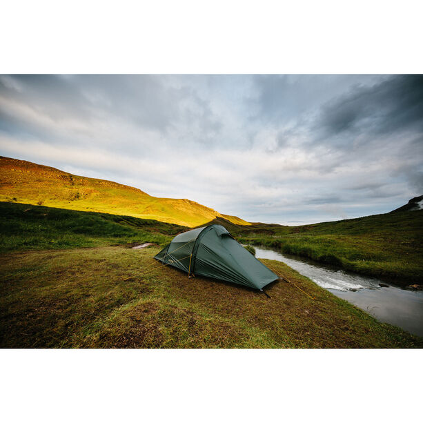 Nordisk Halland 2 Light Weight Tent SI forest green
