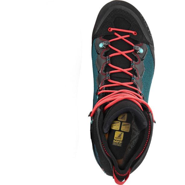 SALEWA Raven 3 GTX Shoes Dam malta/vivacious