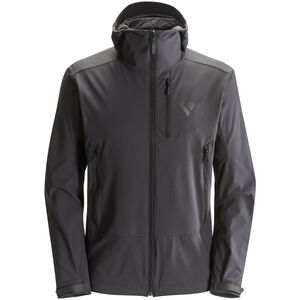 Black Diamond Dawn Patrol Shell Jacket Herr smoke smoke