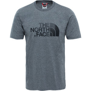 The North Face Easy S/S Tee Herr tnf me grey he tnf me grey he