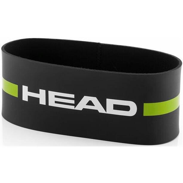 Head 3mm Bandana black/lime