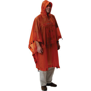 Exped Bivy-Poncho UL Unisex terracotta terracotta