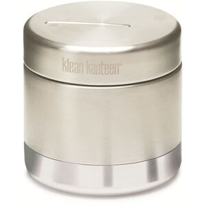 Klean Kanteen Food Canister Insulated 8oz (237 ml) brushed stainless brushed stainless