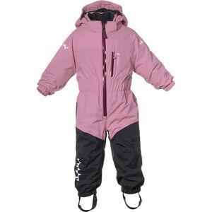 Isbjörn Penguin Snowsuit Barn dusty pink dusty pink