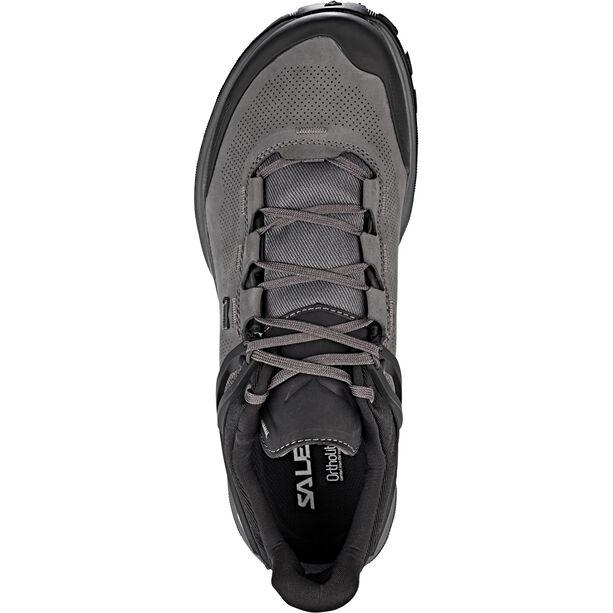 SALEWA Wander Hiker GTX Shoes Herr black/walnut