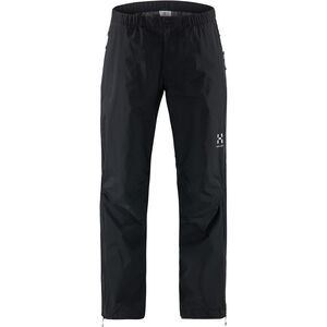 Haglöfs L.I.M Pants Dam true black short true black short