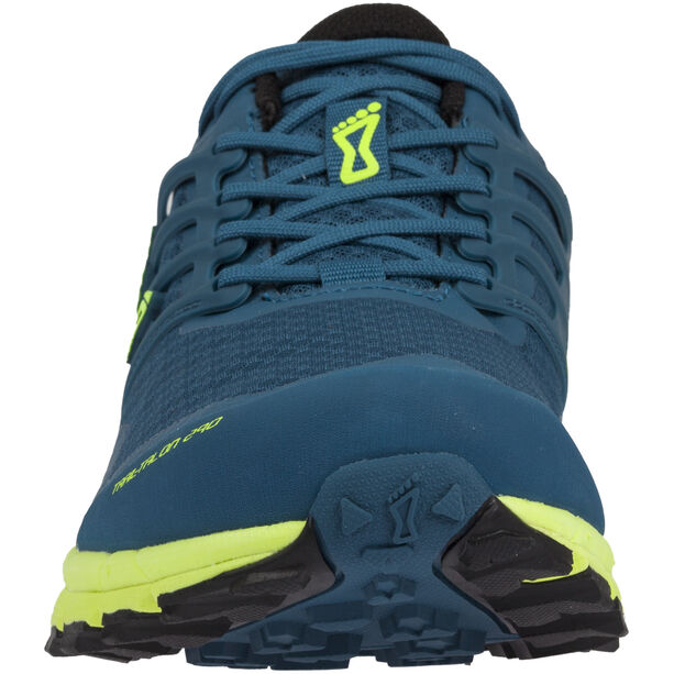 inov-8 Trailtalon 290 Shoes Herr blue green/yellow