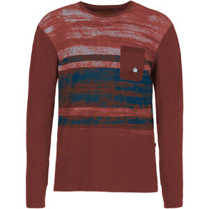 E9 Freedom Long Sleeve Shirt Herr wine wine
