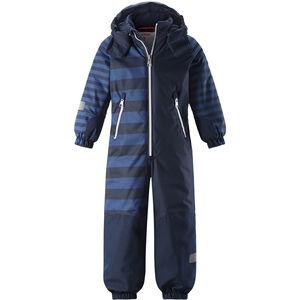Reima Harjanne Reimatec Winter Overall Barn Jeans Blue Jeans Blue