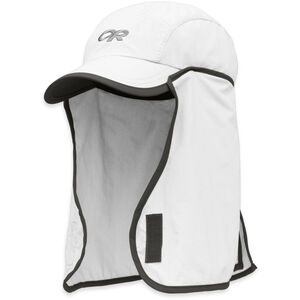 Outdoor Research Sun Runner Cap Barn white white