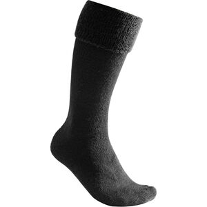 Woolpower 600 Knee-High Socks black black