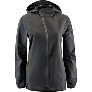 Klättermusen Vanadis Jacket Dam dark grey dark grey