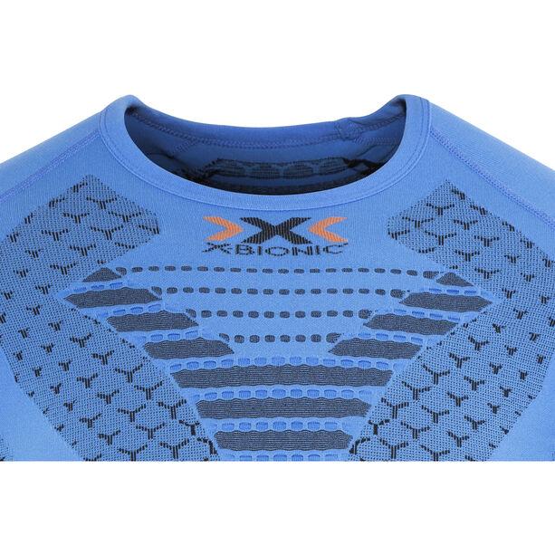 X-Bionic Twyce Running Shirt SS Herr french blue/black