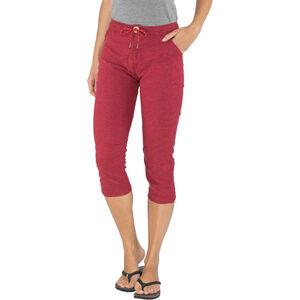 Millet Babilonia Hemp Short Pants Dam heather velvet heather velvet