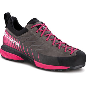 Scarpa Mescalito GTX Shoes Dam titanium/rose red titanium/rose red