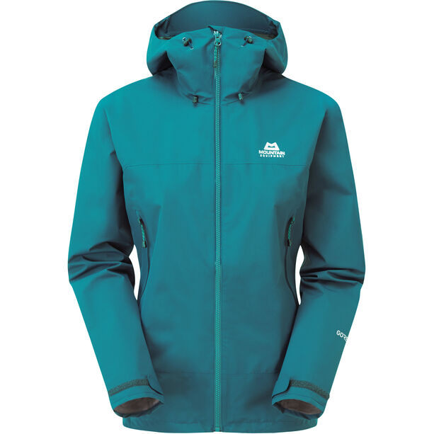 Mountain Equipment Moonflower Jacket Dam tasman blue