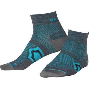Gococo Trail Running Socks grey grey
