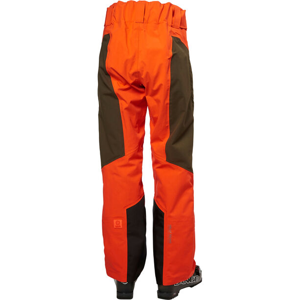 Helly Hansen Wasatch Shell Pants Herr flame