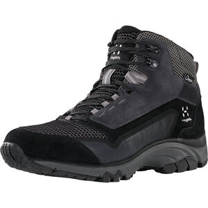 Haglöfs Skuta Proof Eco Mid Shoes Dam true black/magnetite true black/magnetite