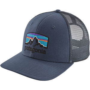 Patagonia Fitz Roy Horizons Trucker Hat dolomite blue dolomite blue