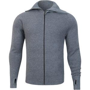 Tufte Wear Bambull Blend Jacket grey melange grey melange