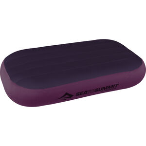 Sea to Summit Aeros Premium Pillow Deluxe magenta magenta