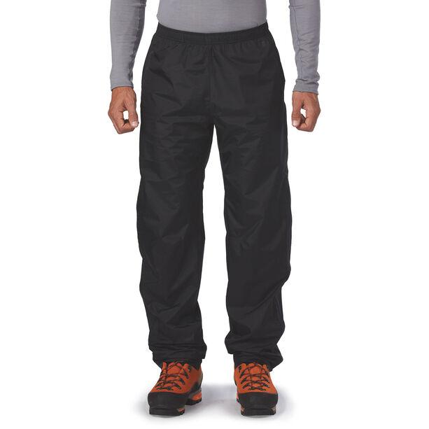 Patagonia Torrentshell Pants Herr black