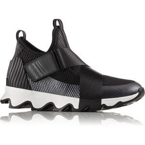 Sorel Kinetic Sneak Shoes Dam black/white black/white