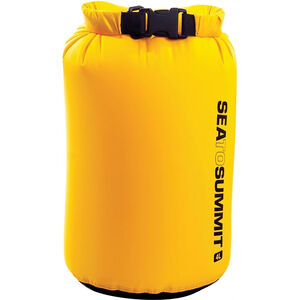 Sea to Summit Dry Sack 4L yellow yellow