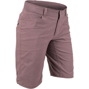 Röjk Atlas Hemp Shorts Dam plum plum