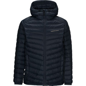 Peak Performance Frost Down Hood Jacket Herr blue shadow blue shadow