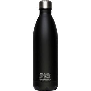 360° degrees Soda Insulated Drink Bottle 550ml black black
