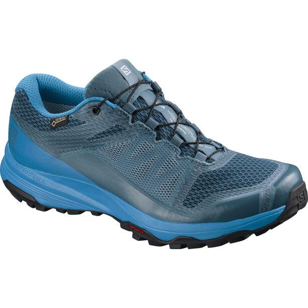Salomon XA Discovery GTX Shoes Dam mallard blue/hawaiian surf/bluestone
