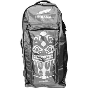 Indiana SUP Family Backpack with Wheels black black