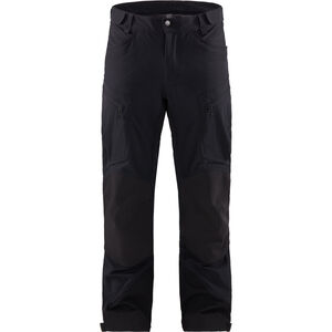 Haglöfs Rugged Mountain Pants Herr true black solid true black solid