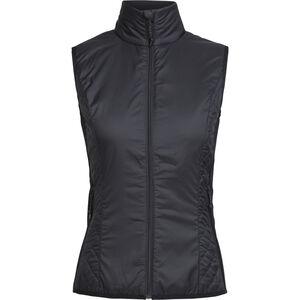 Icebreaker Helix Vest Dam black black