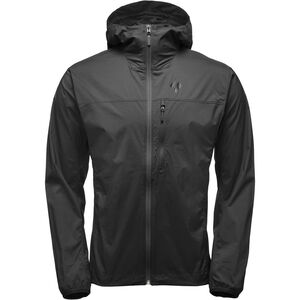 Black Diamond Alpine Start Hoody Jacket Herr smoke smoke