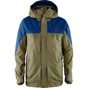 Elevenate Vallon Jacket Herr turtle green turtle green