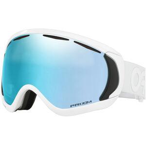 Oakley Canopy Snow Goggles factory pilot whiteout/prizm sapphire iridium factory pilot whiteout/prizm sapphire iridium