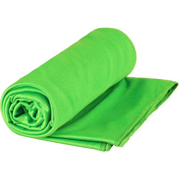 Sea to Summit Pocket Towel XL lime