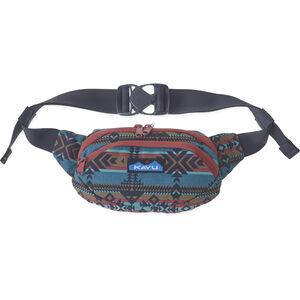 KAVU Canvas Spectator Belt Bag pacific blanket pacific blanket